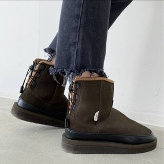 L'Appartement DEUXIEME CLASSE - L'Appartement【SUICOKE】Mouton Boot◇25