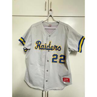 ローリングス(Rawlings)の海外古着 ベースボールシャツ(シャツ)