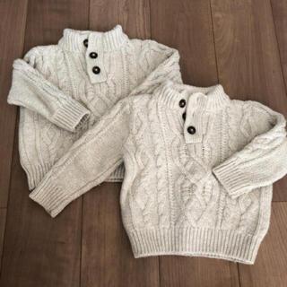 babyGAP - baby gap♡ケーブルニットセーター