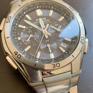 カシオ(CASIO)のCASIO  電波ソーラー 腕時計 MVQ-M410(腕時計(アナログ))