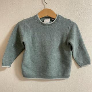 ZARA KIDS - 【ZARAザラベビー】美品ニット セーター 6-9M 74cm