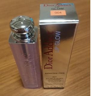 Dior - Dior リップグロウ リップバーム 004 ショッパー付