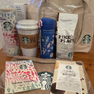 Starbucks Coffee - スタバ 福袋 抜き取りなし 2021