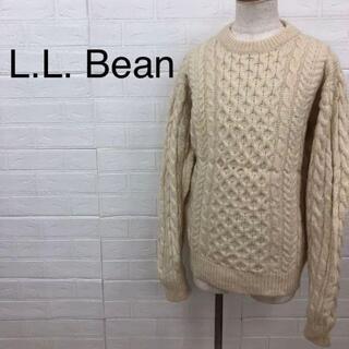 パタゴニア(patagonia)のL.L. Bean エルエルビーン フィッシャーマンズセーター ニット(ニット/セーター)