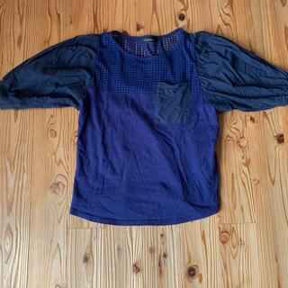 ダブルクローゼット(w closet)のダブルクローゼット  トップス カットソー Tシャツ(カットソー(半袖/袖なし))