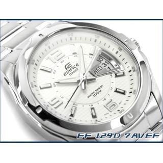 カシオ(CASIO)のCASIO エディフィス メンズ 腕時計(腕時計(アナログ))