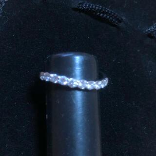 ダイヤ ウェーブリング
