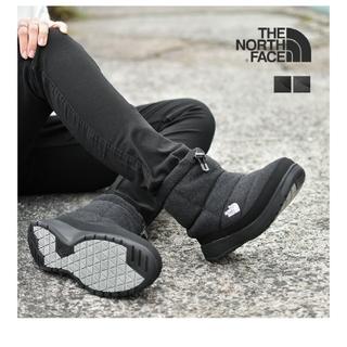ザノースフェイス(THE NORTH FACE)のノースフェイス22cm W Nuptse Bootie Wool V Short(ブーツ)