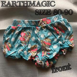 アースマジック(EARTHMAGIC)のアースマジック バックリボン バルーン ショートパンツ(パンツ)
