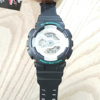 ジーショック(G-SHOCK)のCASIO G-SHOCK GA-110BC ベルベゼ未使用品カスタム 美品(腕時計(アナログ))