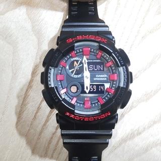 ジーショック(G-SHOCK)のCASIO  G-SHOCK  GAX-100  ベルベゼ未使用品カスタム(腕時計(アナログ))