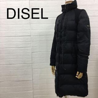 ディーゼル(DIESEL)のDIESEL ディーゼル ダウンコート ジップアップ(ダウンジャケット)