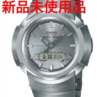 ジーショック(G-SHOCK)の新品タグ付 CASIO G-SHOCK AWM-500D-1A8JF 国内正規(腕時計(アナログ))