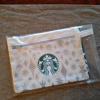 スターバックスコーヒー(Starbucks Coffee)のスタバホリデーポーチ 2020(ノベルティグッズ)