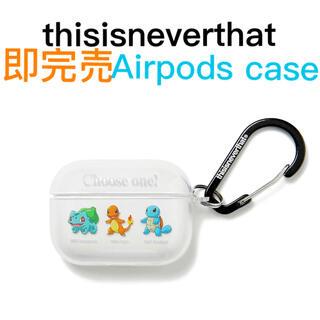 即完売 thisisneverthat AirPods Pro Case(iPhoneケース)