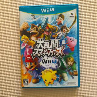 ニンテンドウ(任天堂)の大乱闘スマッシュブラザーズ for Wii U Wii U(家庭用ゲームソフト)