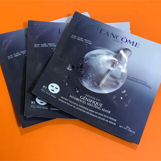 LANCOME - 《新品》ランコム ジェニフィックアドバンスト ハイドロジェル メルティングマスク