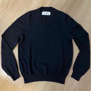 マルタンマルジェラ(Maison Martin Margiela)のVネックニット セーター マルジェラ(ニット/セーター)
