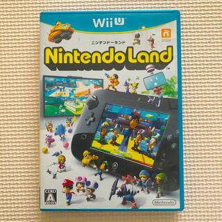 ニンテンドウ(任天堂)のNintendo Land(ニンテンドーランド) Wii U(家庭用ゲームソフト)
