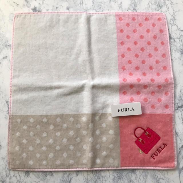 Furla(フルラ)のフルラ ハンカチ 3枚 レディースのファッション小物(ハンカチ)の商品写真