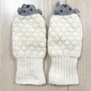 ファミリア(familiar)の美品⭐︎ファミリア  手袋 羊(手袋)