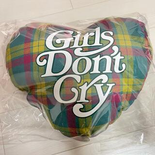 ジーディーシー(GDC)のVERDY'S GIFT SHOP Girls Don't Cry ハートピロー(クッション)