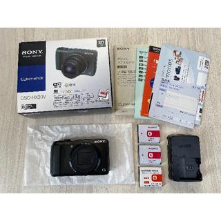 ソニー(SONY)の【ジャンク】サイバーショット DSC-HX30V (電池x3個、撮影可)(コンパクトデジタルカメラ)