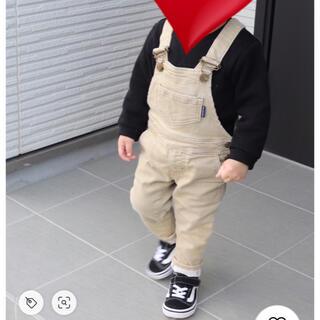 ムージョンジョン(mou jon jon)のムージョンジョン サロペット オーバーオール 男の子 90センチ BREEZE(パンツ/スパッツ)
