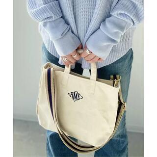 L'Appartement DEUXIEME CLASSE - 新品◆AMERICANA AME Tote Bag Mini ネイビー