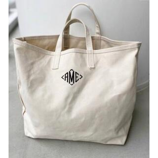 アパルトモンドゥーズィエムクラス(L'Appartement DEUXIEME CLASSE)の新品☆アパルトモン AMERICANA/アメリカーナ AME Tote Bag(トートバッグ)