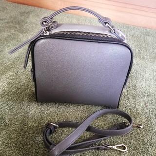 ダイアナ(DIANA)の美品DIAMAアルテミスバイダイアナバイカラーショルダーバッグ(ショルダーバッグ)