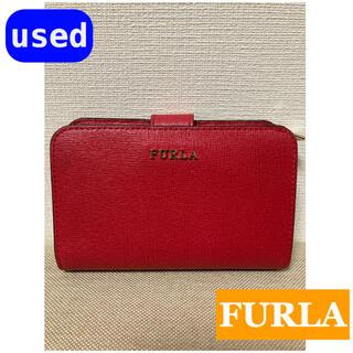 Furla - FURLA  フルラ バビロン  財布 折財布 ルビー