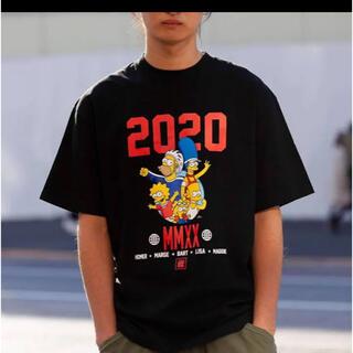 アトモス(atmos)のatmos シンプソン Tシャツ アトモス(Tシャツ/カットソー(半袖/袖なし))