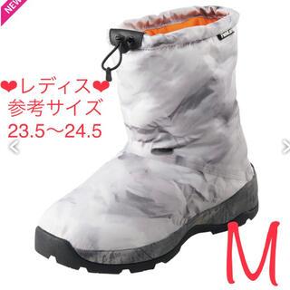 ザノースフェイス(THE NORTH FACE)のワークマンタグ付き!新品!防寒ブーツ 氷雪耐滑ケベック M(ブーツ)