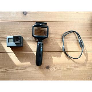 GoPro - 【SDカード&自撮り棒付】GoPro HERO5 BLACK
