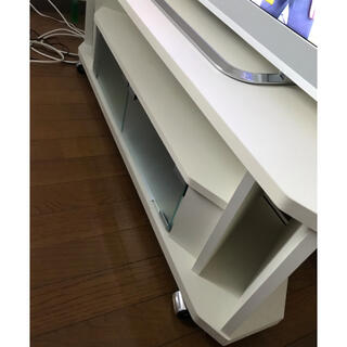 ニトリ(ニトリ)のAS-CN1000-W テレビ代 40インチ(棚/ラック/タンス)