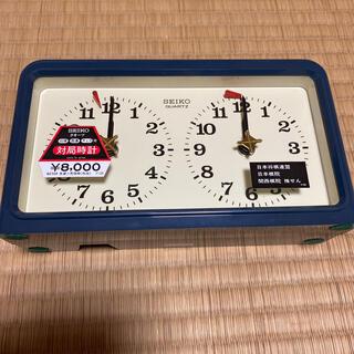 セイコー(SEIKO)の将棋対局時計 SEIKOセイコークォーツ(その他)