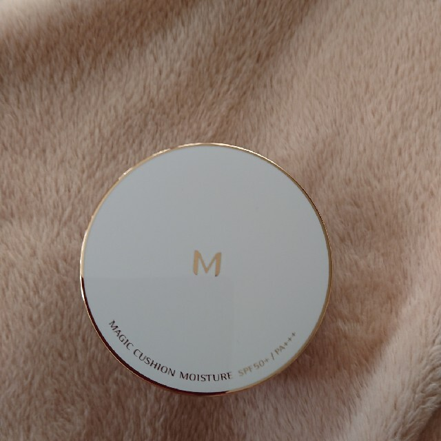 MISSHA(ミシャ)のミシャ クッションファンデーション コスメ/美容のベースメイク/化粧品(ファンデーション)の商品写真