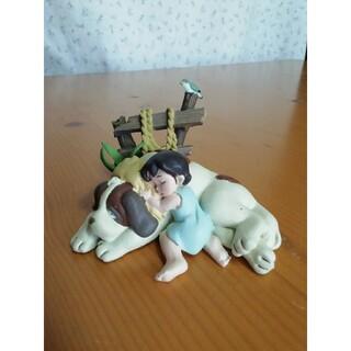 カイヨウドウ(海洋堂)のアルプスの少女ハイジ ガチャガチャ人形(キャラクターグッズ)