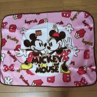 ミッキーマウス(ミッキーマウス)のミッキーマウス ブランケット(キャラクターグッズ)