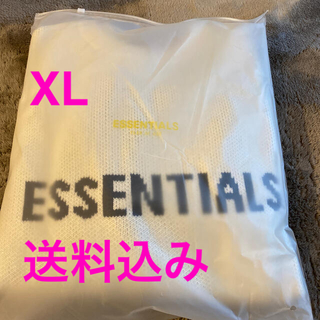 FEAR OF GOD - FOG essentials KNIT SWEATER XL