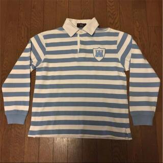 ダブルアールエル(RRL)のRRL  ダブル アールエル ラガーシャツ ポロシャツ(ポロシャツ)