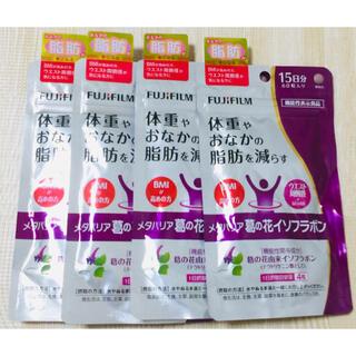 富士フイルム - メタバリア 葛の花イソフラボン 4袋