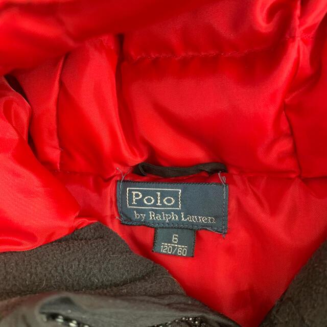 Ralph Lauren(ラルフローレン)の美品❤️ラルフローレン キッズ ダウンジャケット  キッズ/ベビー/マタニティのキッズ服男の子用(90cm~)(ジャケット/上着)の商品写真