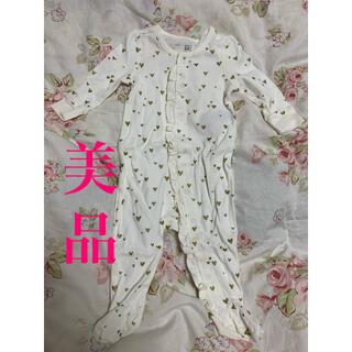 babyGAP - ☆美品☆ baby GAP 足つきロンパース 3-6months 60サイズ