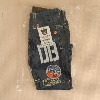 ダブルビー(DOUBLE.B)のミキハウス ダブルビー 90cm ズボン 新品(パンツ/スパッツ)