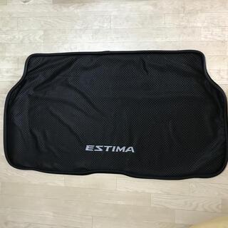 トヨタ - トヨタ 純正 エスティマ トランク マット
