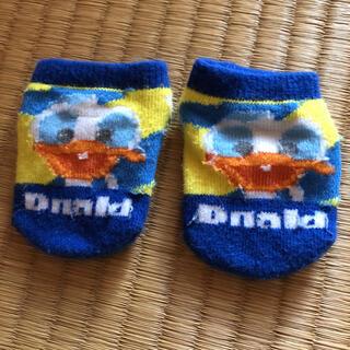 ディズニー(Disney)のベビー靴下 ドナルド(靴下/タイツ)