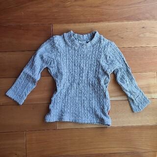 ムージョンジョン(mou jon jon)のニット Tシャツ 95(ニット)