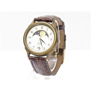 アルバ(ALBA)のアルバ 腕時計 メンズクオーツ (ベルト社外新品) ALBA(腕時計(アナログ))
